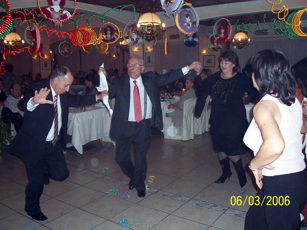 Χορός 2006
